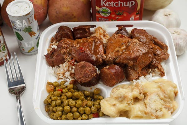 Sunday's Pork Stew