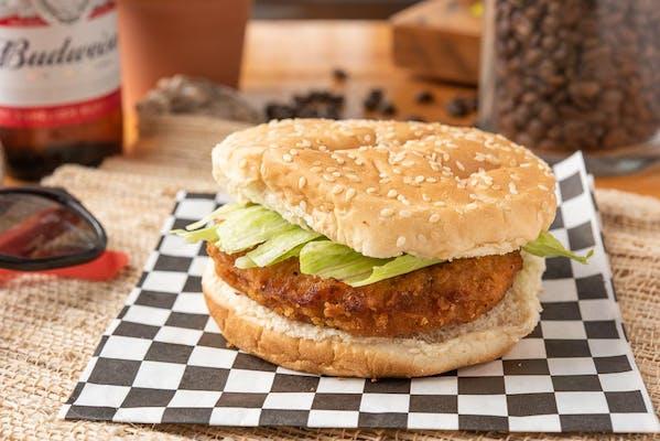 Country Fried Steak Sandwich