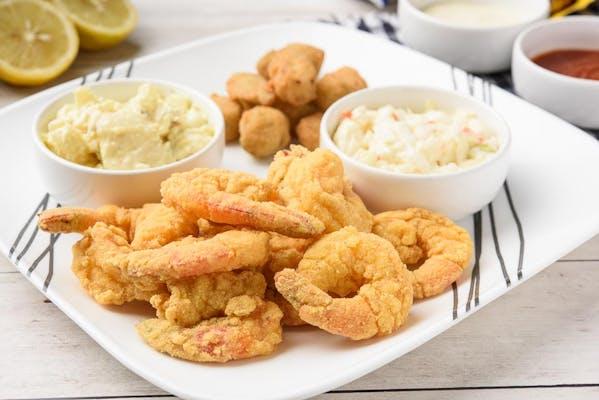 4. Shrimp Platter