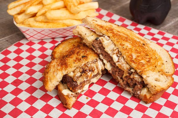 Patty Melt Burger
