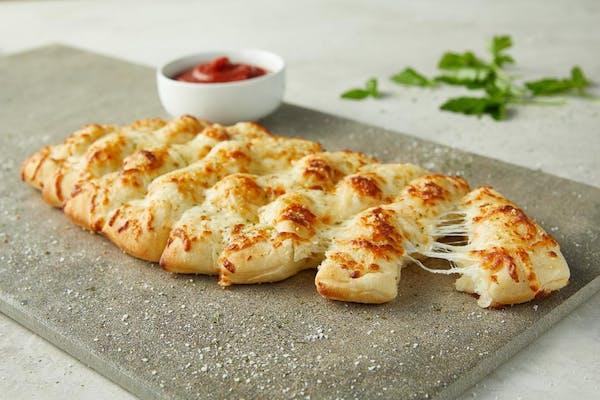 Garlic Asiago Cheese Bread