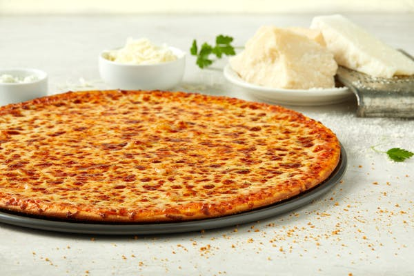 Ultimate Five-Cheese Pizza