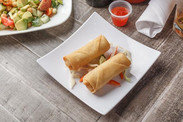 (2) Vegetable Spring Roll