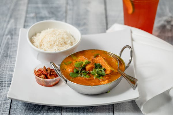 Salmon Fish Curry