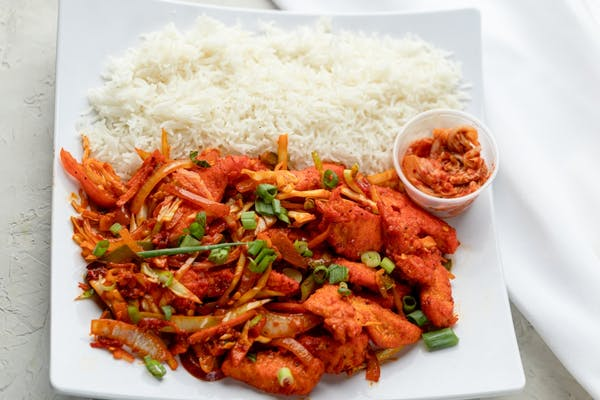 Spicy Himalayan Chicken