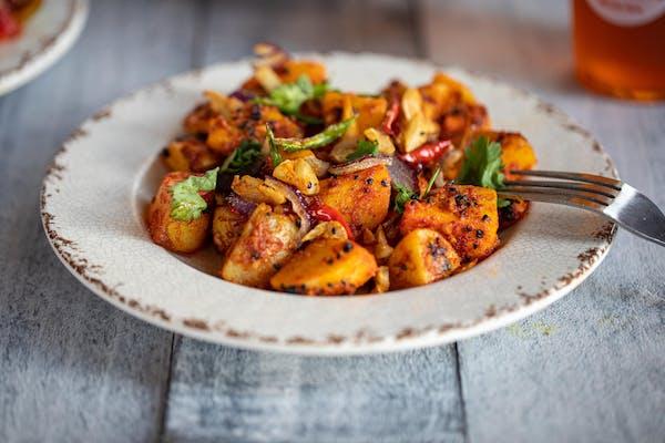 Spicy Darjeeling Potato