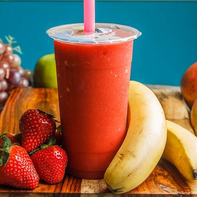 Paradise Breeze Energy Smoothie