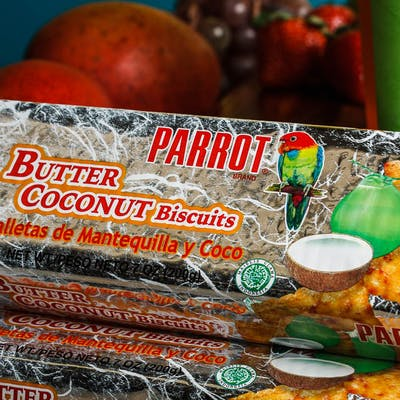 Parrot Coffee Milk Biscuits