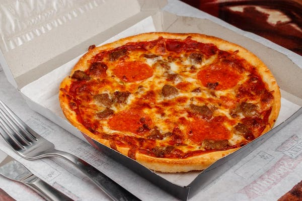 (1) All Meat Personal Sized (8 in.) Pizza