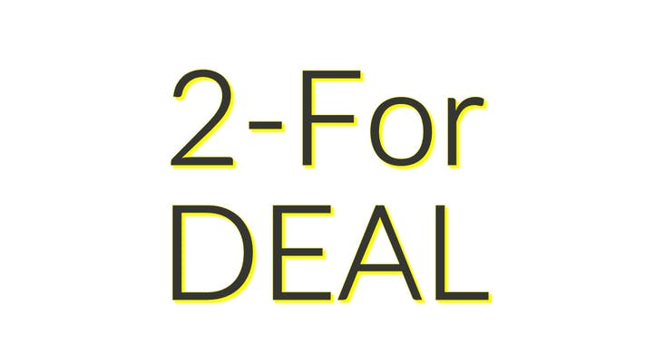 4 Egg Roll Deal (2 pks for $5) (4 pc. total)
