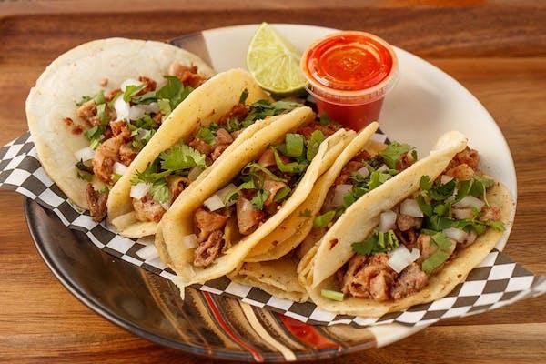 (5 pc.) Tripitas Tacos