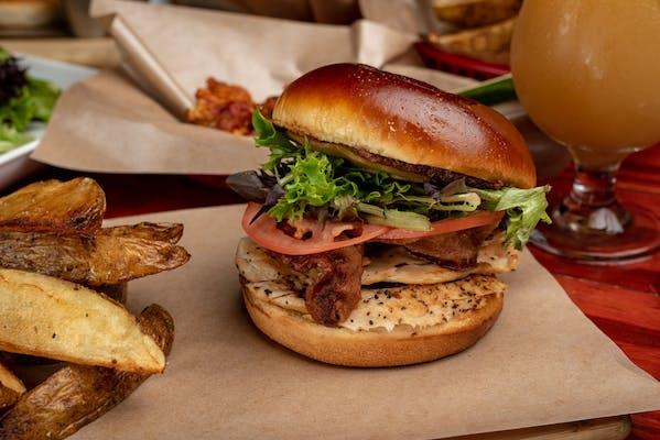 Heritage Chicken Sandwich