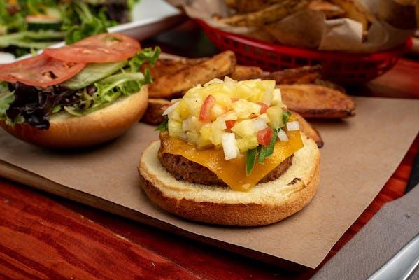 Caribbean  Burger