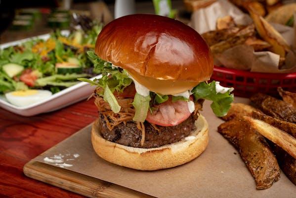 Smokin' Pony Burger