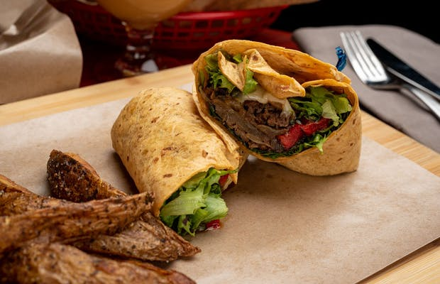 Philly Wrap