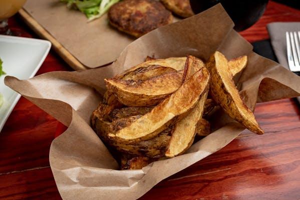 Basket of Twice Fries