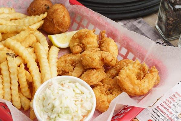 Shrimp Bayou Basket