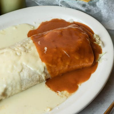 Pastor's Big Burrito