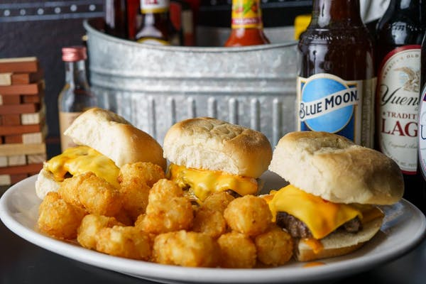 All-American Beef Sliders