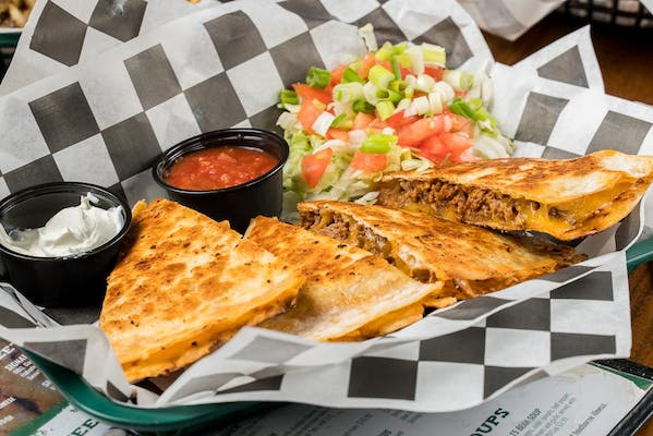 Mouthwatering Quesadillas