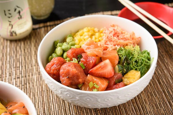 Fang's Special Poke Bowl