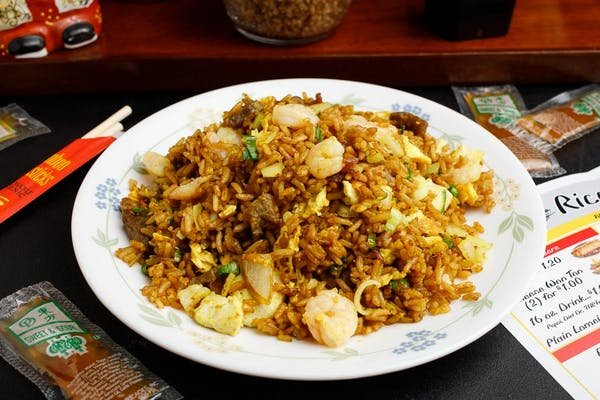 4. Curry Fried Rice