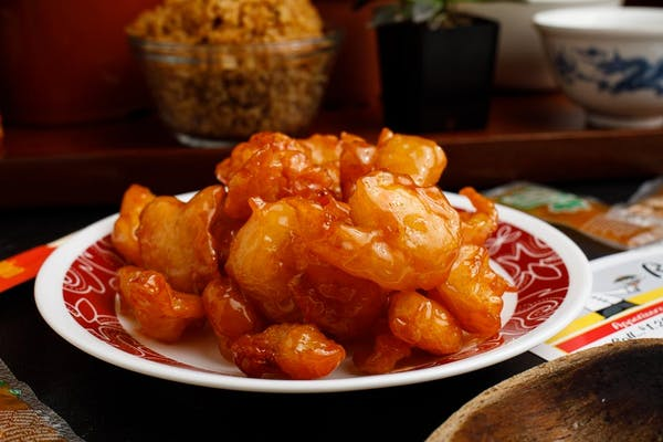 10. Strawberry Shrimp