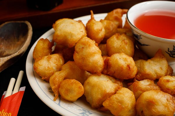 11. Sweet & Sour Chicken