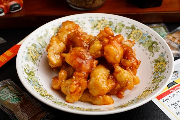 12. Sesame Chicken