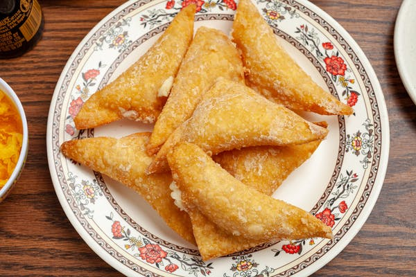 #9 Cheese Turnovers with Pineapple