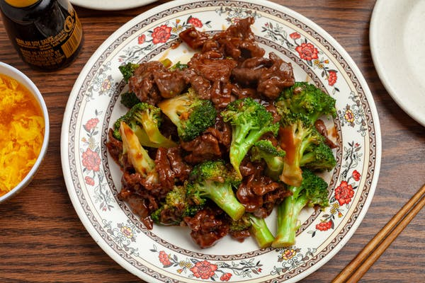 #46 Beef with Broccoli