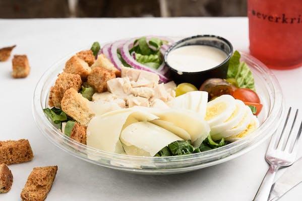 Caesars Goat Salad