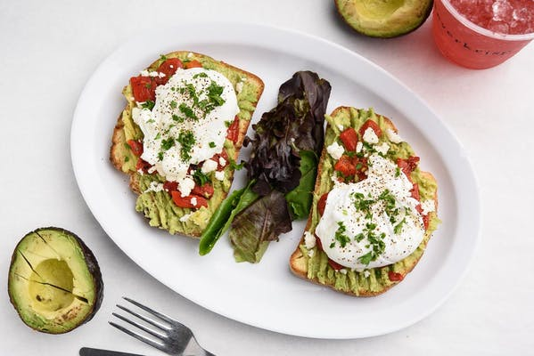 Guac Your World Toast