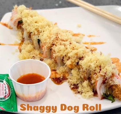 Shaggy Dog Roll