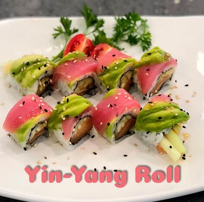 Ying Yang Roll