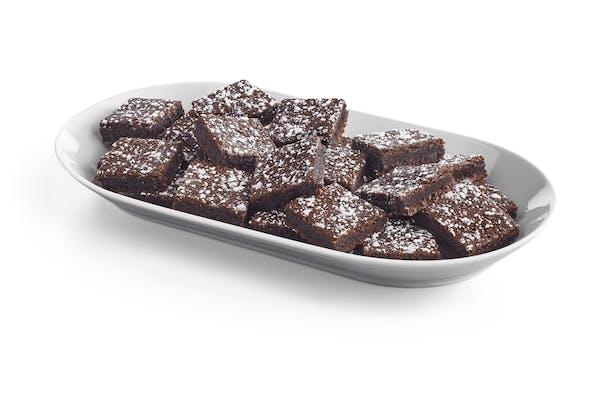 5. Fudge Brownies