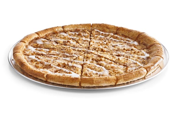 6. Small Bavarian or Apple Pizza