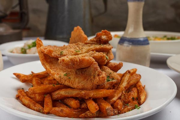 Fried Filet of Catfish
