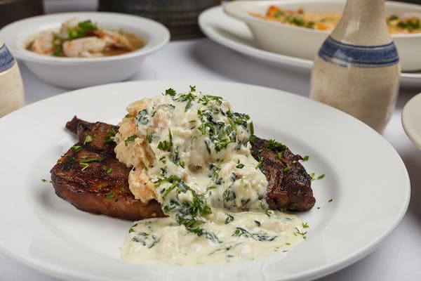 (8 oz.) Steak Lafitte