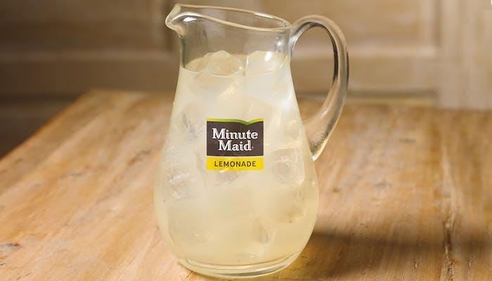 (½) Gallon Minute Maid Lemonade