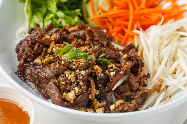 Charcoal Grilled Beef Bowl