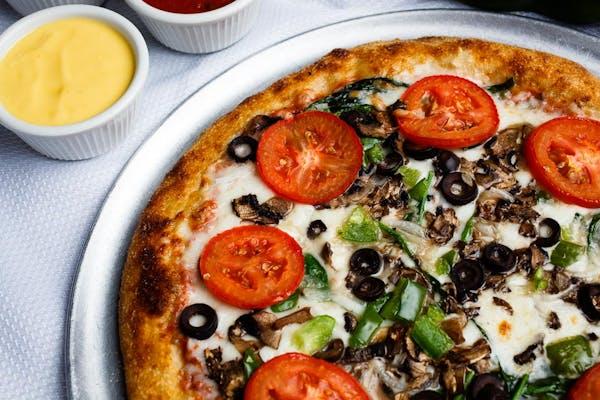 """(12"""") Garden State Pizza"""
