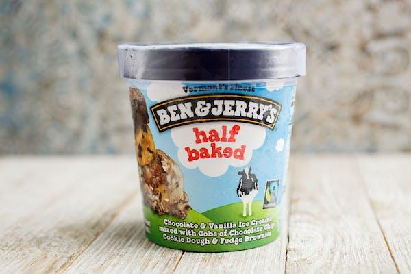 Half Baked Ben & Jerry's Ice Cream