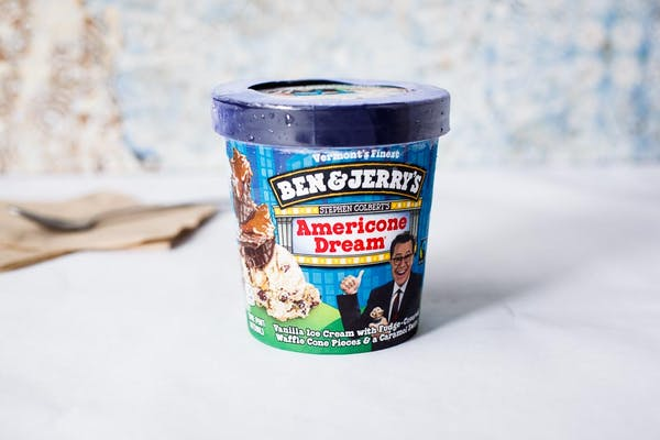 Americone Dream Ben & Jerry's Ice Cream