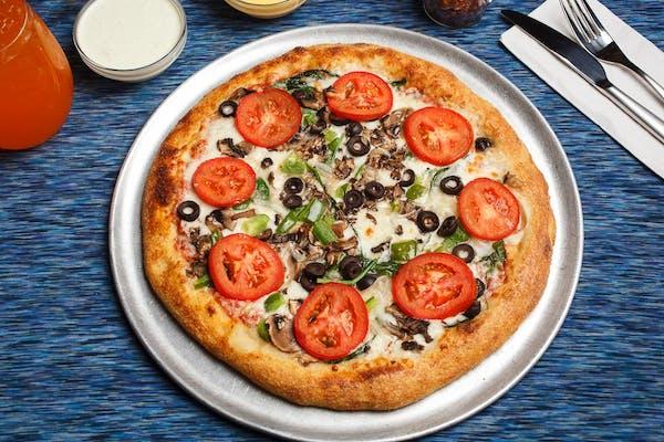 California Girl's Pizza