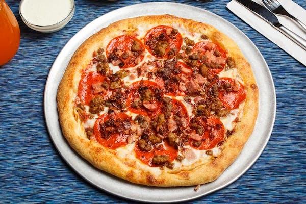 California Dude's Pizza