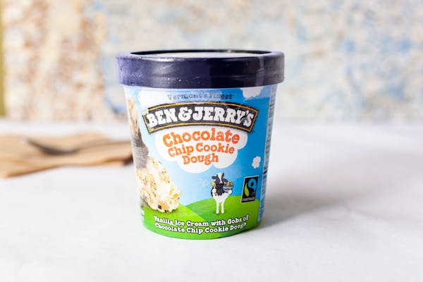 Chocolate Chip Cookie Dough Ben & Jerry's Ice Cream