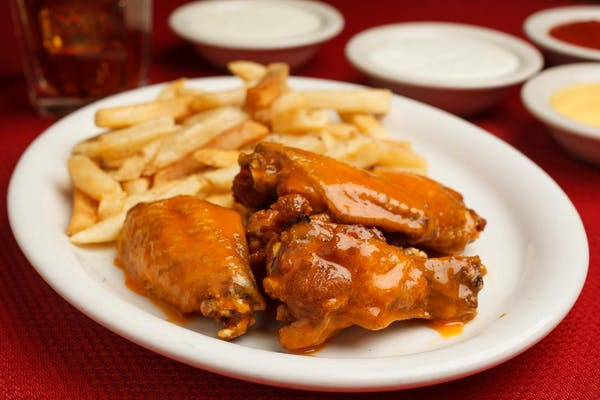 Wings & Fries
