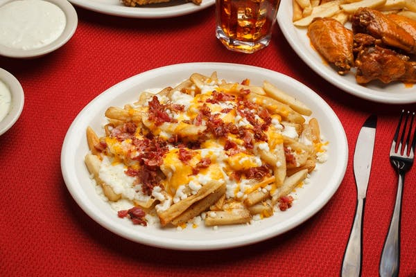 Side of Loaded Fries