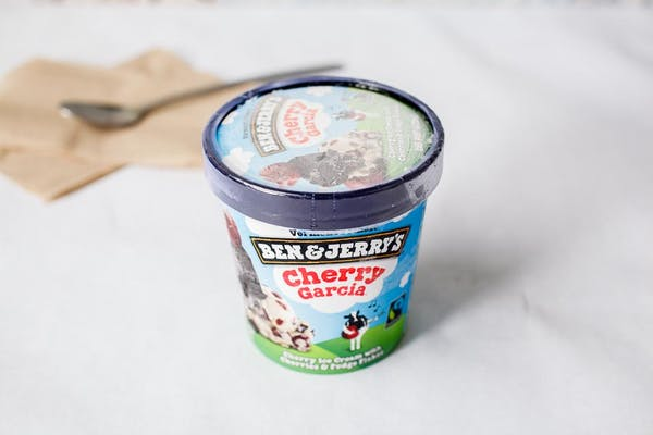 Cherry Garcia Ben & Jerry's Ice Cream